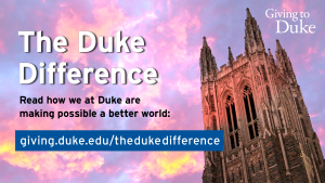 Duke Difference