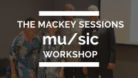 """mu/sic"" Workshop Button"