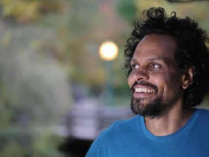 Photo of Ross Gay courtesy of Poetry Foundation